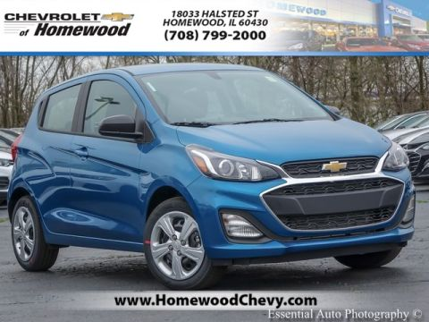 New 2020 Chevrolet Spark LS