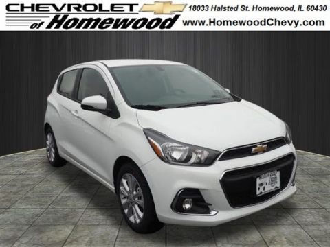 New 2018 Chevrolet Spark 1LT CVT