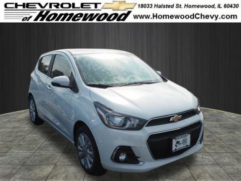 New 2017 Chevrolet Spark 2LT CVT